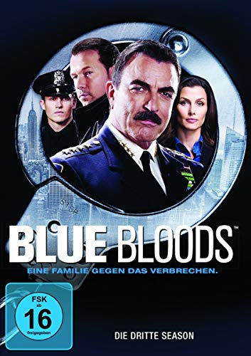 Blue Bloods Staffel 3 (6 DVDs)