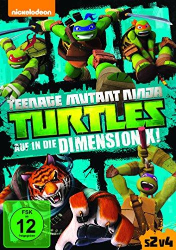 Teenage Mutant Ninja Turtles Auf in die Dimension X!