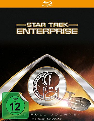 Star Trek - Enterprise: Season 1-4 [Blu-ray]