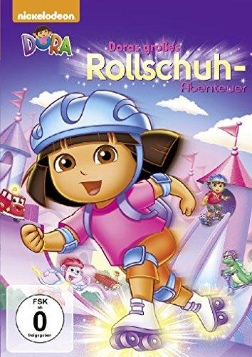 Dora Rollschuh-Abenteuer