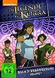 Die Legende von Korra - Buch 3: Veränderung, Vol. 1