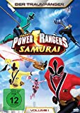 Power Rangers Samurai - Vol. 1: Der Traumfänger