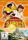 Die geheimnisvollen Städte des Goldes - DVD 2