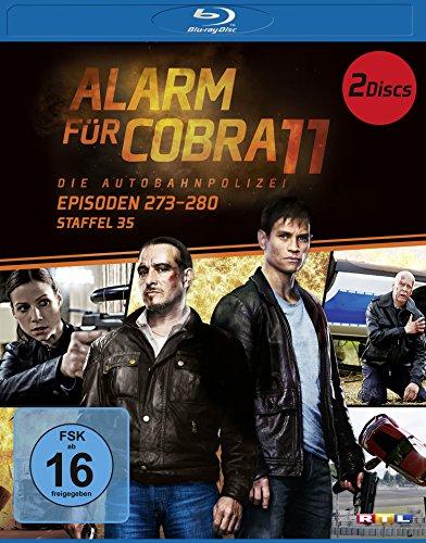 Alarm für Cobra 11 Staffel 35 [Blu-ray]