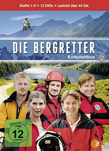 Die Bergretter Staffel 1-6 Komplettbox (12 DVDs)