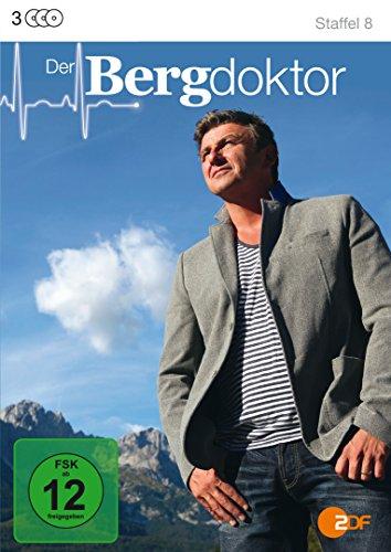 Der Bergdoktor Staffel  8 (3 DVDs)
