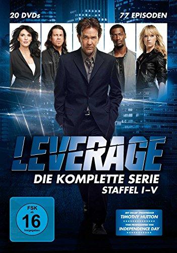 Leverage Die komplette Serie (20 DVDs)