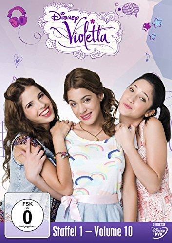 Violetta Staffel 1, Vol.10 (2 DVDs)