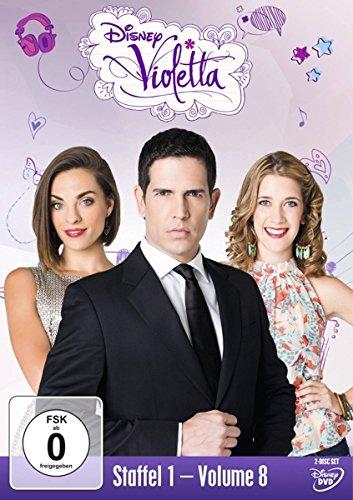 Violetta Staffel 1, Vol. 8 (2 DVDs)