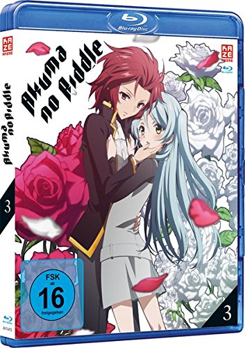 Akuma no Riddle - Vol. 3 [Blu-ray]