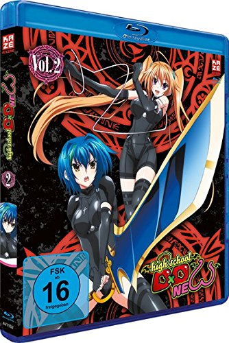Highschool DxD New - Vol. 2 [Blu-ray]