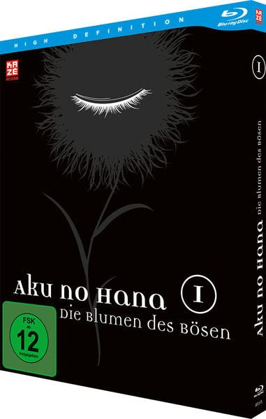 Aku no Hana - Die Blumen des Bösen Vol. 1 [Blu-ray]