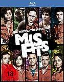 Misfits - Die komplette Serie [Blu-ray]