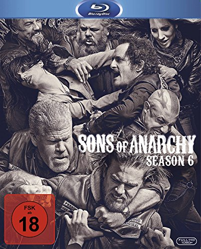 Sons of Anarchy Staffel 6 [Blu-ray]