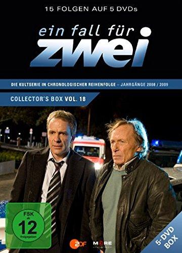 Ein Fall für Zwei Collector's Box 18 (5 DVDs)