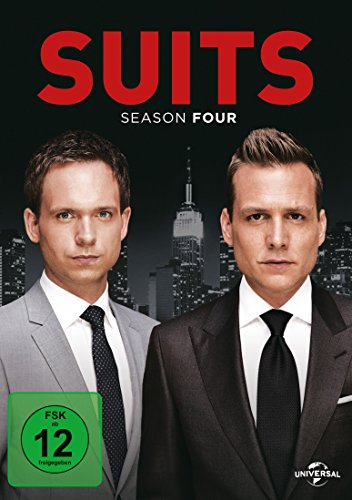 Suits Staffel 4 (4 DVDs)