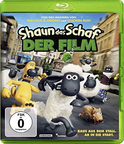 Shaun das Schaf Der Film [Blu-ray]