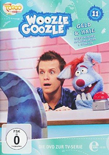 Woozle Goozle, DVD 11: Geld & Haie