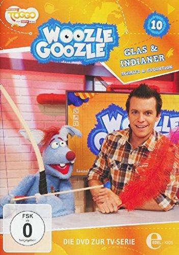Woozle Goozle, DVD 10: Glas & Indianer
