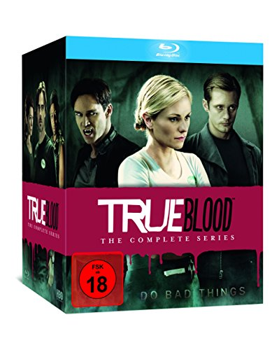 True Blood Komplettbox Staffel 1-7 (Limited Edition) (exklusiv bei Amazon.de) [Blu-ray]