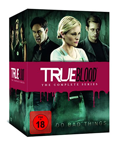 True Blood Komplettbox Staffel 1-7 (Limited Edition) (33 DVDs)