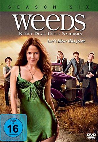 Weeds - Kleine Deals unter Nachbarn, Season 6 (3 DVDs)