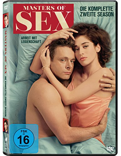 Masters of Sex Staffel 2 (4 DVDs)