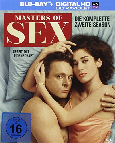 Masters of Sex Staffel 2 [Blu-ray]
