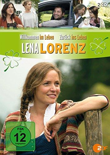 Lena Lorenz Willkommen im Leben / Zurück ins Leben (2 DVDs)