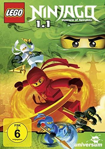 LEGO Ninjago - Staffel  1.1