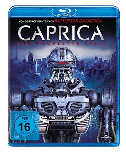 Caprica Die komplette Serie [Blu-ray]