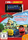 Chuggington 1 & 2 (Special Edition mit Lok) (2 DVDs)