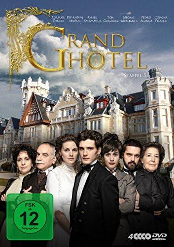 Grand Hotel Staffel 5 (4 DVDs)