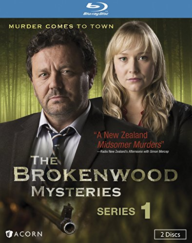 The Brokenwood Mysteries - Series 1 [Blu-ray]
