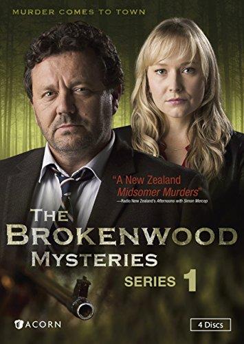 The Brokenwood Mysteries - Series 1