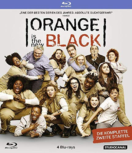 Orange is the New Black Staffel 2 [Blu-ray]