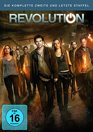 Revolution Staffel 2 (5 DVDs)