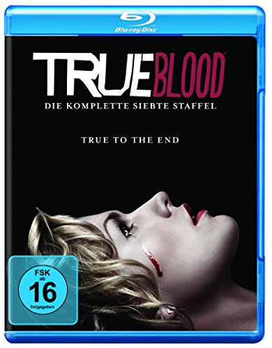 True Blood Staffel 7 [Blu-ray]