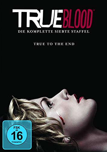 True Blood Staffel 7 (4 DVDs)