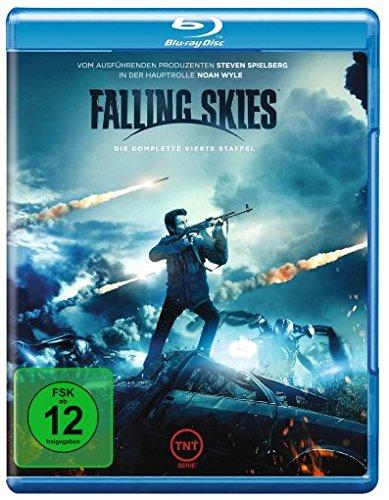 Falling Skies Staffel 4 [Blu-ray]