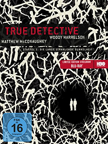 True Detective Staffel 1 (Steelbook) [Blu-ray]