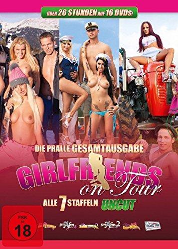 Girlfriends on Tour - Komplettbox (16 DVDs)