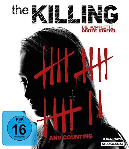The Killing Staffel 3 [Blu-ray]