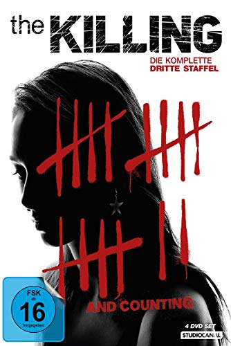 The Killing Staffel 3 (4 DVDs)