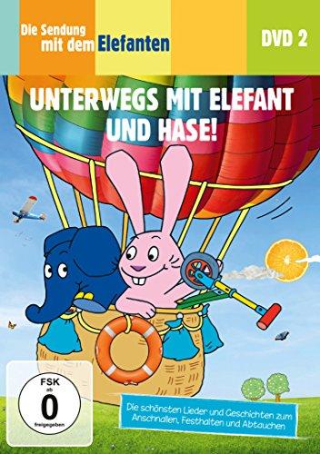 Die Sendung mit dem Elefanten, Vol. 2: Unterwegs mit Elefant und Hase!