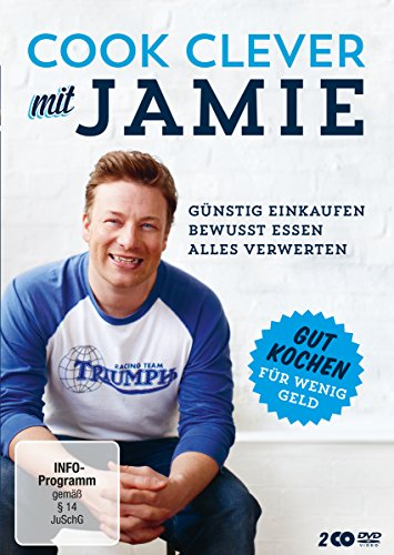 Jamie Oliver: Cook clever mit Jamie - Gut kochen für wenig Geld