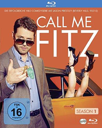 Call Me Fitz Staffel 1 [Blu-ray]