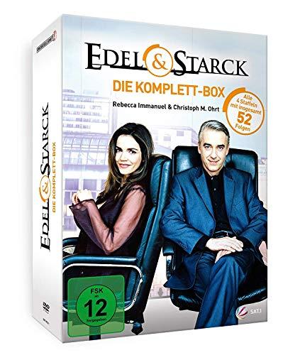 Edel & Starck Komplettbox 1-4 (16 DVDs)