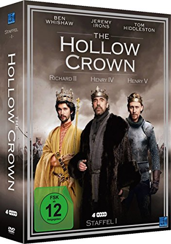 The Hollow Crown Staffel 1 (4 DVDs)