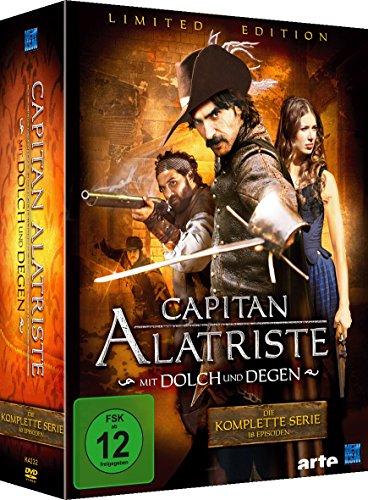 Capitan Alatriste Mit Dolch und Degen (Limited Edition) (6 DVDs)